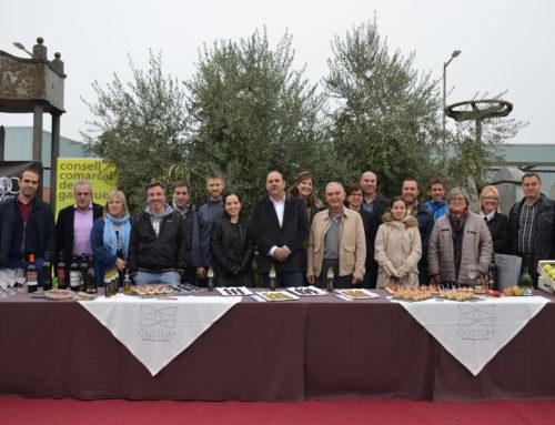 Cobertura mediàtica i promoció a les xarxes socials de la XXII Mostra Gastronòmica de les Garrigues