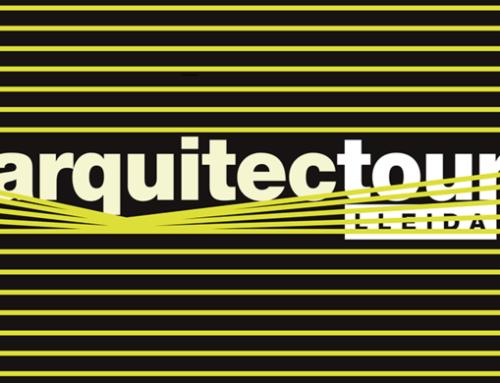 L'Arquitectour Lleida confia un any més en Com360 per la imatge gràfica i la relació amb els mitjans