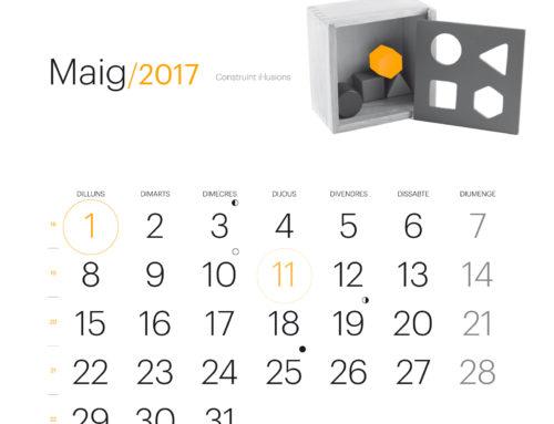 El 2017 d'ARNÓ, dissenyat per Com360